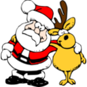 clipart-santa-and-reindeer-93ed