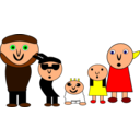 clipart-the-family-f114