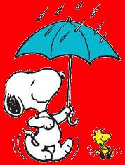 snoopy_rain