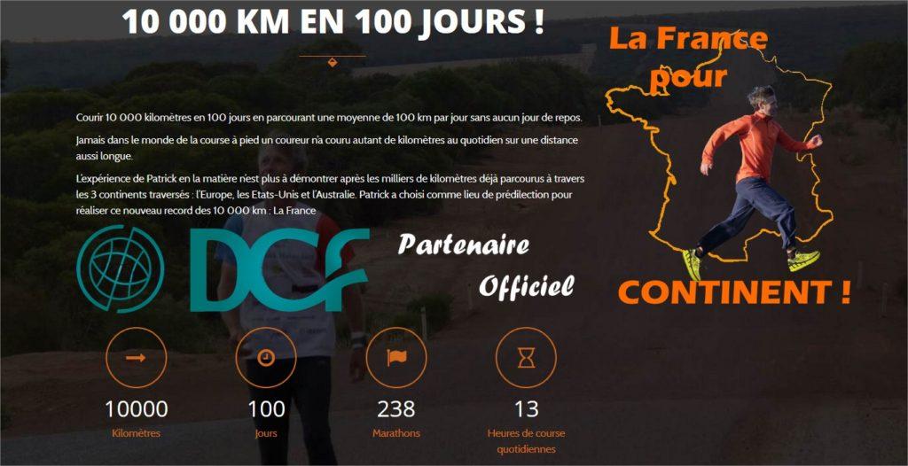 Accueil - Patrick Malandain, coureur ultra - Mozilla Firefox