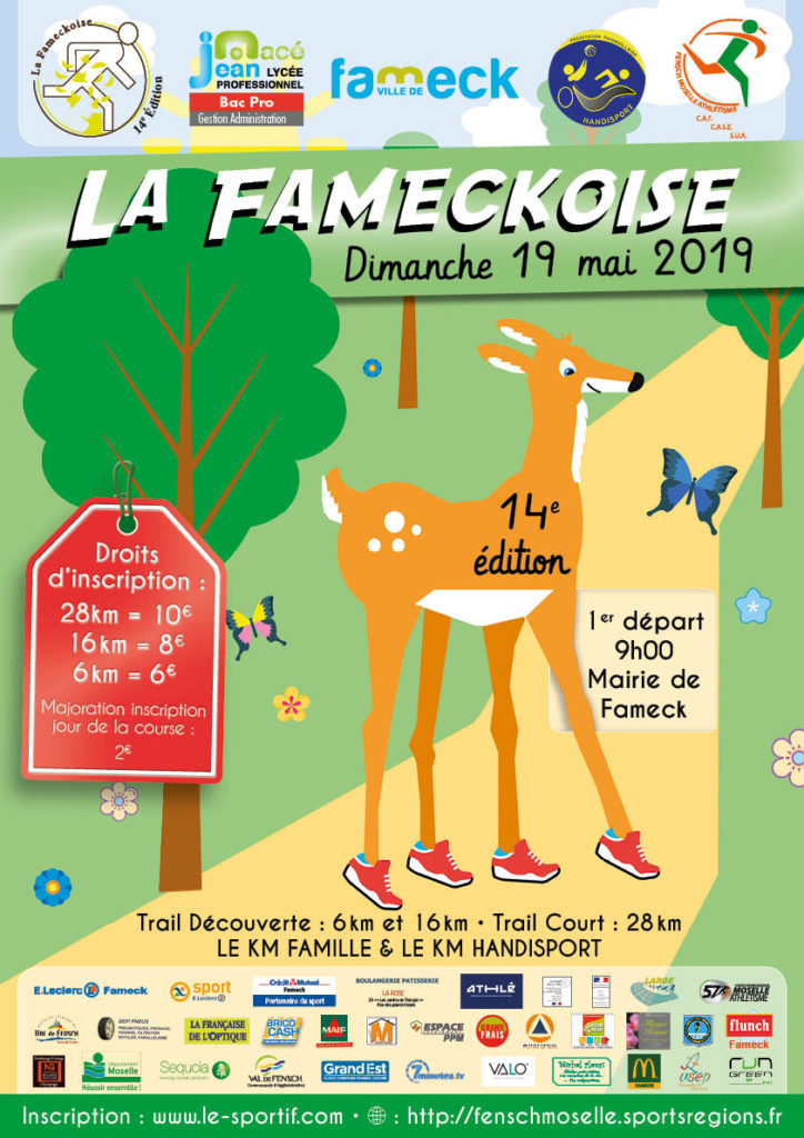 Carte Cora Calendrier 2019.Courirenmoselle Toute La Course A Pied En Moselle