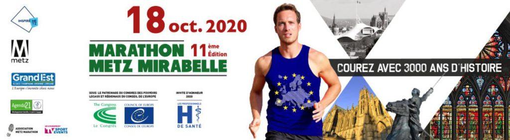 marathon de Metz, 11 octobre